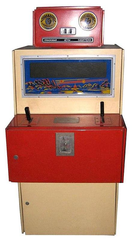 википедии игровые автоматы