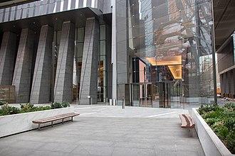 10 Hudson Yards - Building Entrance