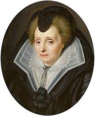 Portrait of Louise de Coligny (1555-1620)