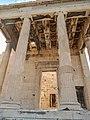 Athen, Akropolis, Erechtheion, Nordportal 2015-09.jpg