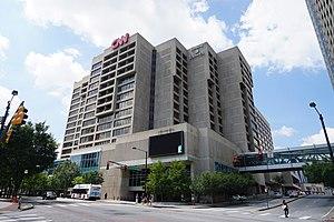 CNN Headquarters, Atlanta