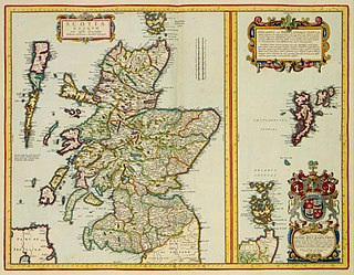history of Scotland from the departure of the Romans to the 16th century