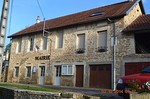 Aubigny-lès-Sombernon - The Town Hall