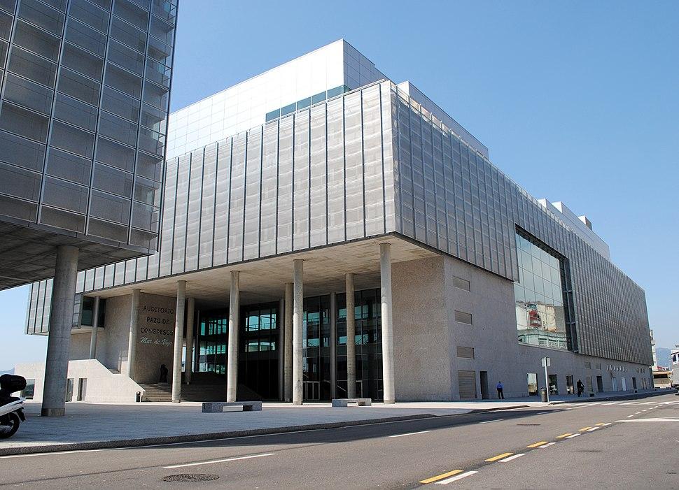 Auditorio Pazo de Congresos Mar de Vigo