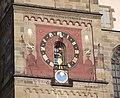 Aufwändige Uhr an St.Michael - panoramio.jpg