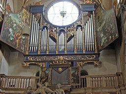 Augsburg St. Anna Orgel