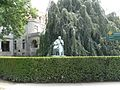 August Belmont Statue, Newport, Rhode Island (4887988080).jpg