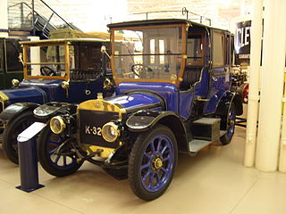 Austin 40 hp