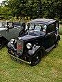 Austin 7 Ruby 1936, 885cc at Easton Lodge Gardens, Essex, England.jpg