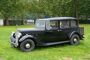 Austin 16 - Chalfont Sixteen 18 hp limousine 1936