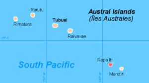 Rapa Iti - Image: Austral isl Rapa Iti