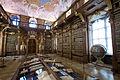 Austria - Melk Abbey Library - 1884.jpg