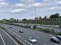 Autoroute A86 vue depuis Avenue Maréchal Lattre Tassigny Créteil 4.jpg