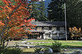 Autumn around the Longmire Administration Building (22311864236).jpg