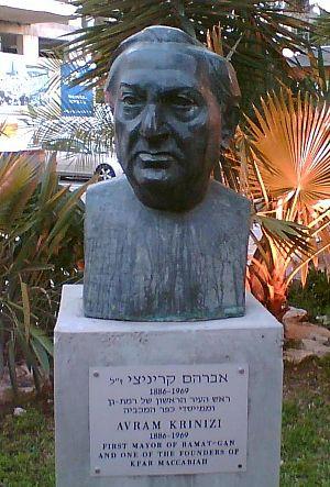 Abraham Krinizi