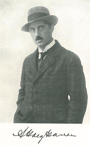Axel Høeg-Hansen - Image: Axel Høeg Hansen