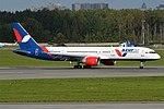 Azur Air, VP-BYC, Boeing 757-231 (43587516445).jpg