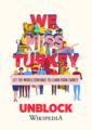 Büşra Üzgün WeMissTurkey A3 Poster.png