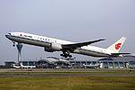 B-2088 - Air China - Boeing 777-39L(ER) - CAN (11818185265).jpg