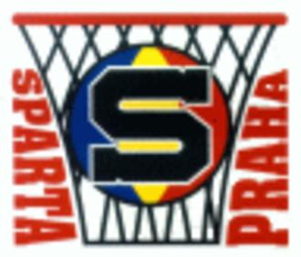 BC Sparta Praha - Image: BC Sparta Praha logo