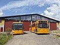 BDK 1950 and AOS 245 at Sporvejsmuseet.jpg