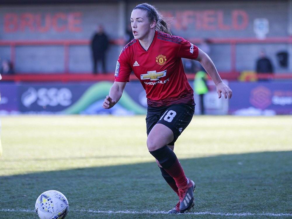BHA Women 0 Man Utd Women 2 WFAC 4th rd 03 02 2019-812 (46986355441).jpg