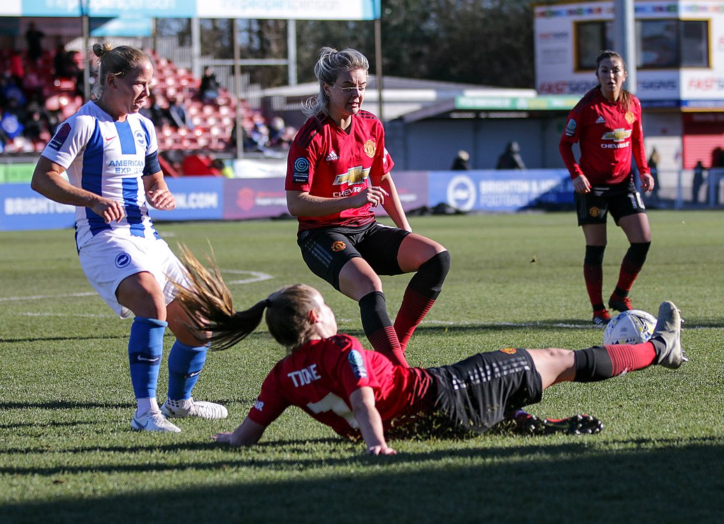 BHA Women 0 Man Utd Women 2 WFAC 4th rd 03 02 2019-841 (33110667728).jpg