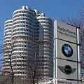BMW München 2005 - BMW Group mit Mini und seit 2003 auch mit Rolls-Royce Motor Cars Markenrechten - Foto 2005 Wolfgang Pehlemann Wiesbaden Pict0083.jpg