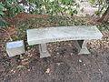 Babbo's Bench - Mount Holyoke College - DSC04554.JPG