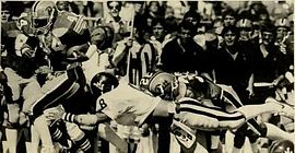The 1982 Edition Of The Backyard Brawl