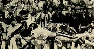 Backyard Brawl - The 1982 edition of the Backyard Brawl