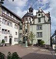 Bad Hersfeld - Rathaus ab 1371, ab 1607 im Stil der Weserrenaissance umgebaut02.JPG