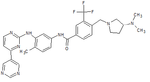 Bafetinib chemical structure.PNG