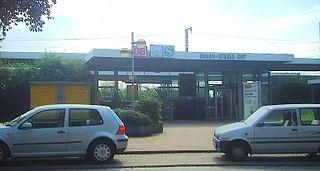 Essen-Steele Ost station Railway station in Essen, Germany