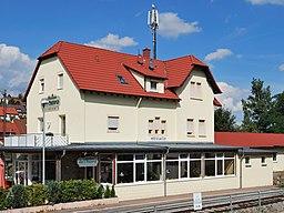 Bahnhof Weissach