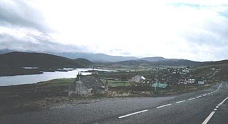 Balallan - Image: Balallan, Isle of Lewis