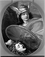 Perseus mit dem Haupt der Medusa