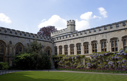 Balliol College Quadrangle (5647597466)