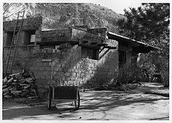 Bandelier CCC Historic District - Superintendent's Residence (New Mexico).jpg