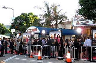 Bandslam - The premier night in the Fox Theater in Westwood Village, Los Angeles on August 6, 2009