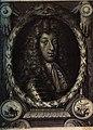 Banholzer, Johann Philosophia legalis, sev quaestiones dialecticae physicae et metaphysicae ad scientiam juris accommodatae, Dilingen 1682. (Frontispiz).jpg