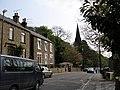 Bank End Road towards St Thomas' Church - geograph.org.uk - 416832.jpg