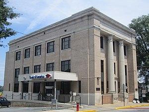 Orange, Virginia - Bank of America in Orange