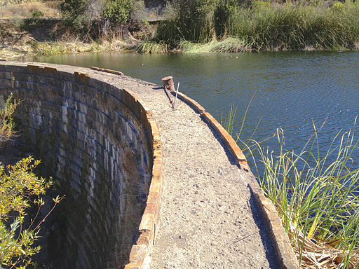 Banning Dam & Lake Eleanor, Westlake Village, California