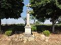 Bannoncourt (Meuse) croix de chemin nord.JPG