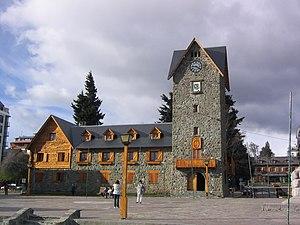 1940 in architecture - Image: Bariloche Centro Civico
