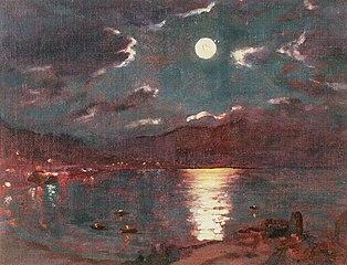 Barmouth Moonlight