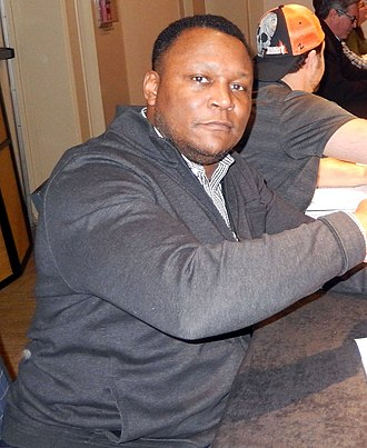 Barry Sanders - Barry Sanders in 2019.