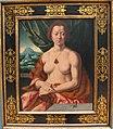 Bartholomäus bruyn il vecchio, ritratto di donna seminuda, colonia, 1535 ca.JPG