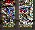 Bartolomeo di pietro e mariotto di nardo, vetrata del presbiterio di s. domenico a perugia, 06.jpg